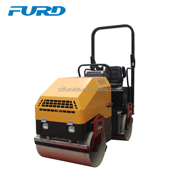 1.5 ton Soil Compactor Hydraulic Ride on Vibratory Roller (FYL-900)