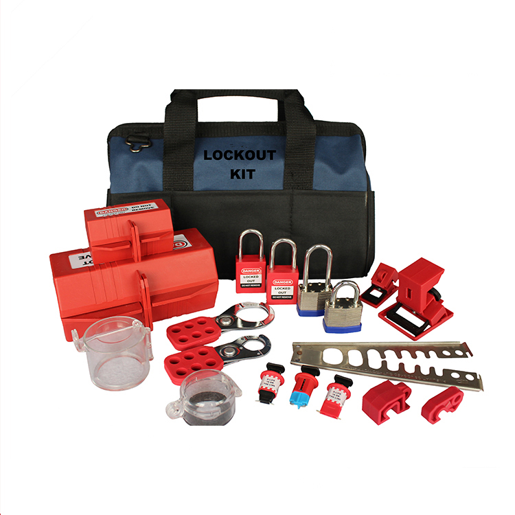 Personal Safety Lock Out Electrical Circuit Breaker Lockout Kit Tagout Loto