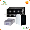 3kw solar power supply system for fan & TV & computer & fridge & air conditioner FS-S614
