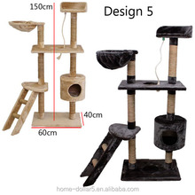 Outdoor Cat Furniture & Sisal Rope Cat Tree with Best Price