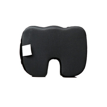 Coccyx Seat Cushion Memory Foam For Lower Back Pain, Tailbone Injury, Sciatica, Hemorrhoid, Pelvic Pain Relief -Ideal Comfort