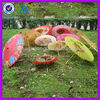 Wedding Decoration Chinese Silk Craft Umbrella