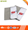 logo printed treated jewelry polishing cloth