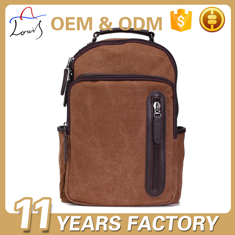 promotional stylish college bag for men