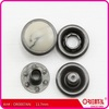 11.7mm poly horn Cap Prong Ring Snap Buttons