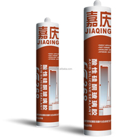 Good clear translucent silicone sealant