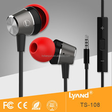 Customized earphone from factory supply oem earphone and headphones