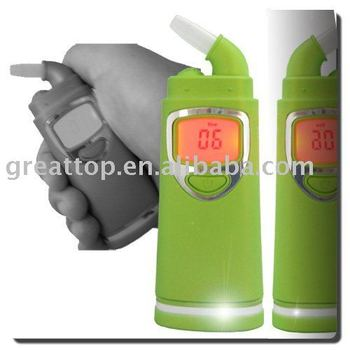 lcd display breath alcohol tester (GT-ALT-15)