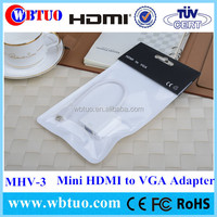 Hot selling Mini HDMI converter to rca cable