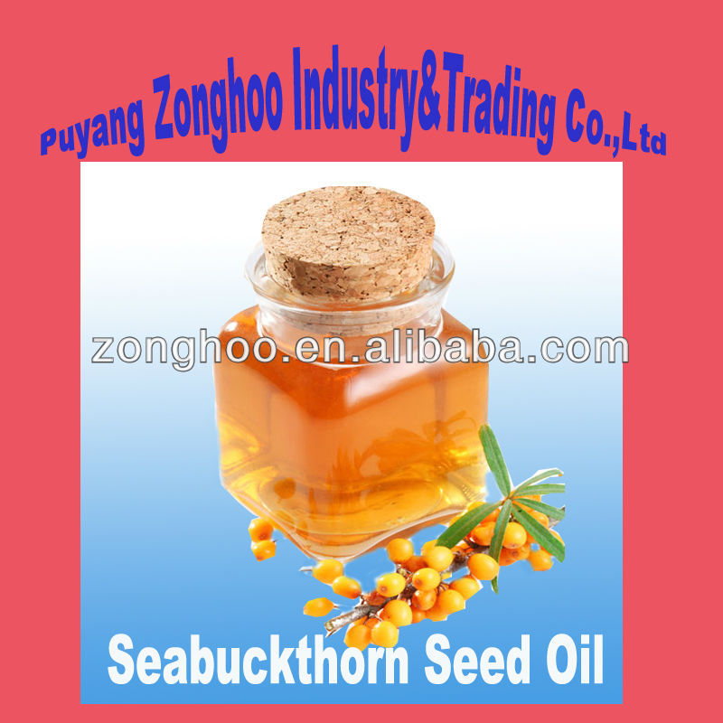 cooking oils seabuckthorn seed oil