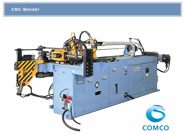 COMCO - CNC Tube bending machine