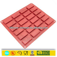 24 portion silicone slice cake maker