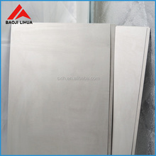 manufactured hot sale titanium plate for electroly