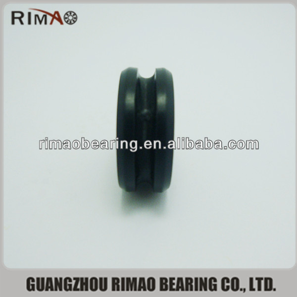 small rubber wheel with bearings small electric pulley price