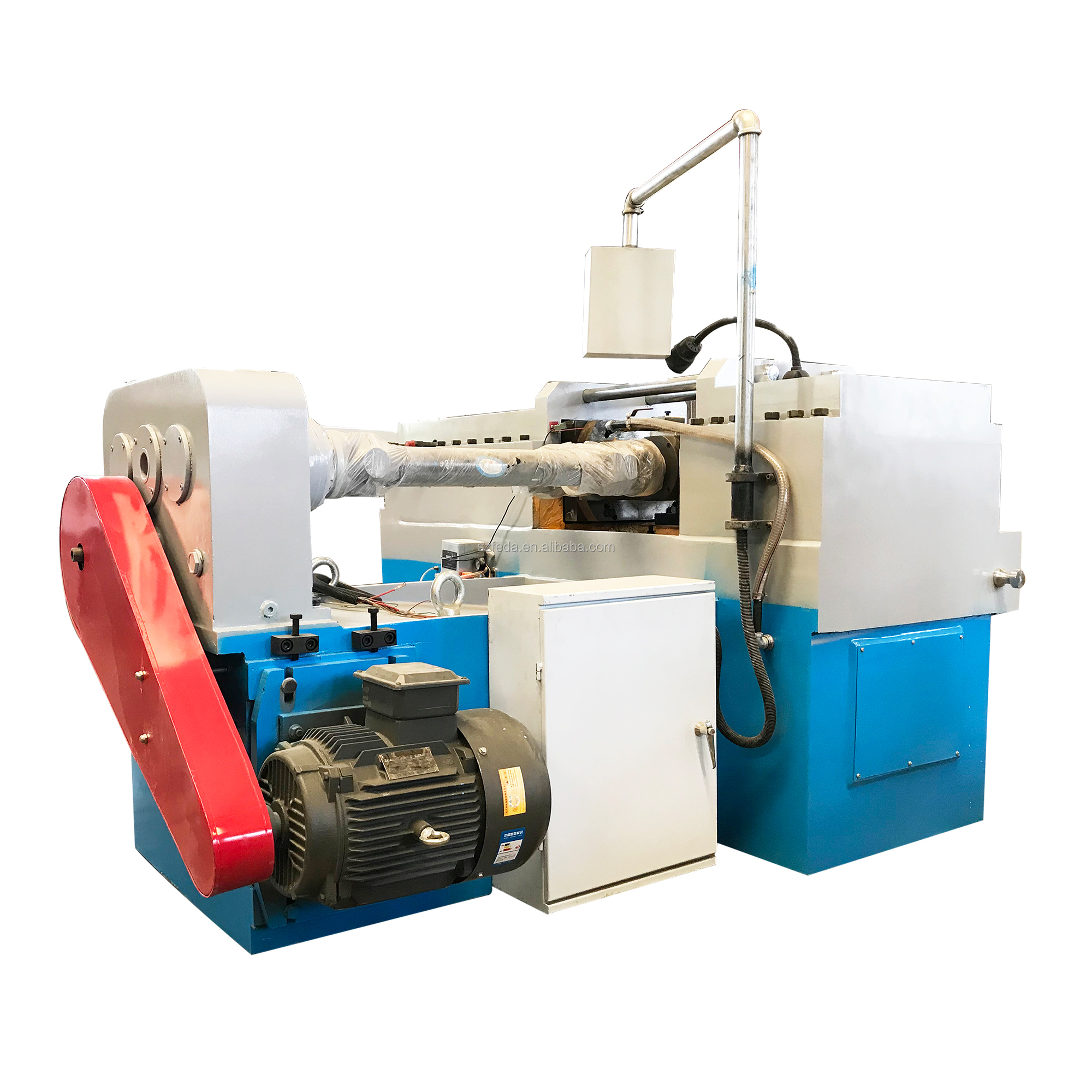 FEDA automatic wood screw making machine used roll forming machine 63T thread rolling machine