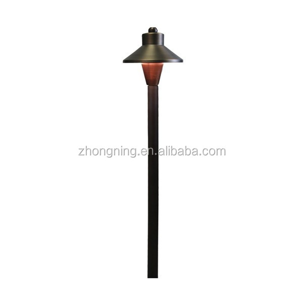 solar pen light outdoor garden light