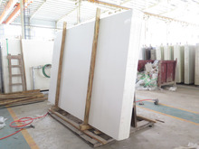 Big slab 2700*1800mm man made nano white marble stone