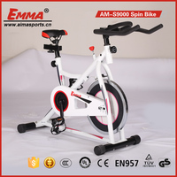 Cheap exercise bike computer with pulse