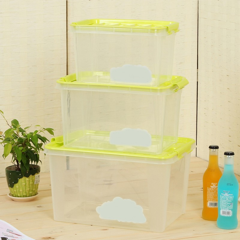 High Quality Home storage box with open front