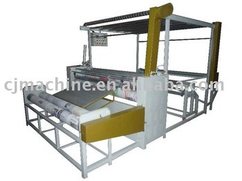 Shoes material laminating machine
