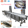 Commercial Hot Sale High Standard Fish Weighing Sorting Equipment with SS