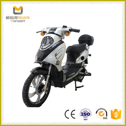 Europe Lithium Battery Road Levelling Full Size Electric Motorcycle