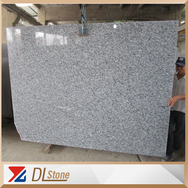 Dalei White Stone Standard granite Slab Size,White Slab Price directly from Factory