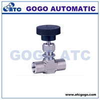 Top grade High reflective stainless steel ss stop globe valve