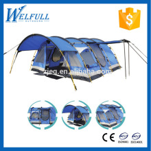 6 Person Waterproof Double Layer Outdoor Cheap Camping Tent