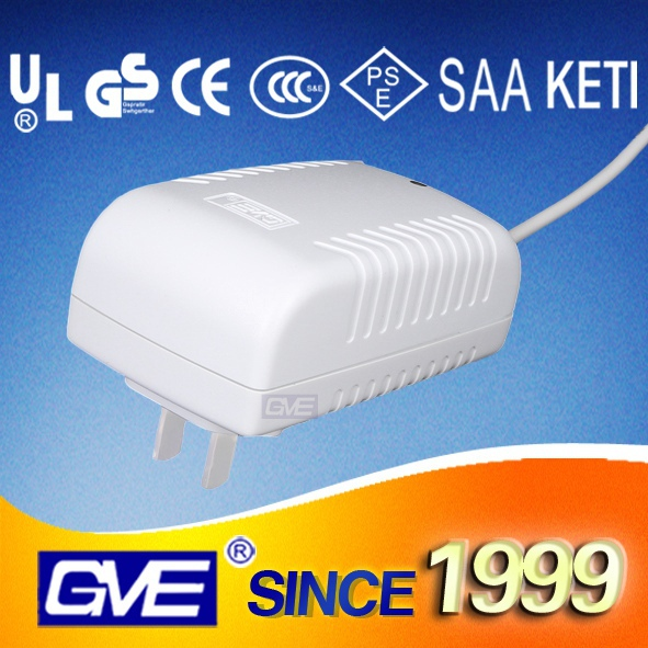 High quality wall mounted plug ac dc 5v 4a ac power charger adapter for sony psp