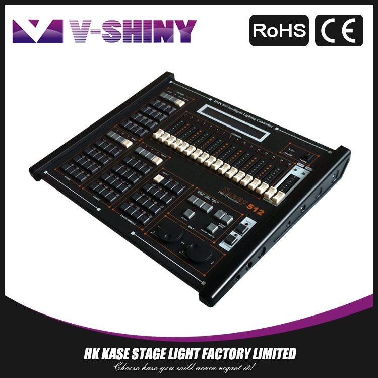 High quality sound activated dmx controller