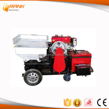 Diesel power generator wall plastering machine/diesle type motar spray equipment