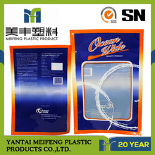 wholesale food packaging paper bags with window
