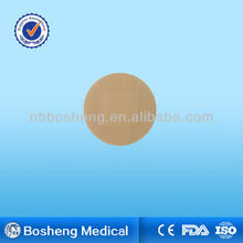 high quality Round wound plaster skin color