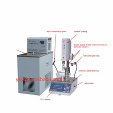 STLZ-5D Low Temperature Cone Asphalt Penetrometer Price/Asphalt Needle Penetration Testing Machine/Penetrometer of Bitumen