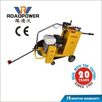 RDW16F Roadpower Asphalt full steel frame Concrete Cutter for cutting asphalt and concrete
