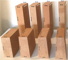 SK34 SK36 SK38 Refractory Brick Fire Clay Brick High Alumina Brick