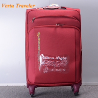 Name Brand Nylon Trolley Baggage