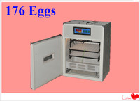 China incubator Poultry egg incubator for hatching chicken eggs MJ-176 egg incubation machine