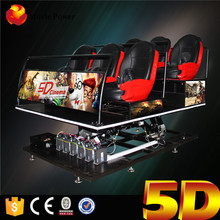 Good Suppier Provide Software For 3d 4d Cinema 5d Movie Theater