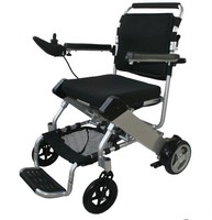 New style foldable light weight electric wheelchair in JBH brand