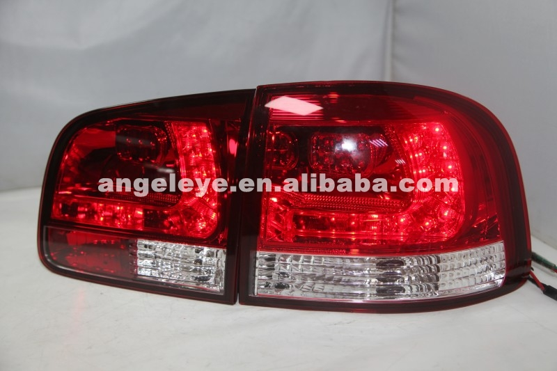 2003 To 2009 Year For VW For Touareg LED LED Taillight Red White Cololr