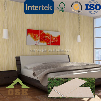 Durable waterproof indoor WPC wall panel hot sale