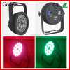 2016 new hot 18x10w Slim Par 4 par big led dj light