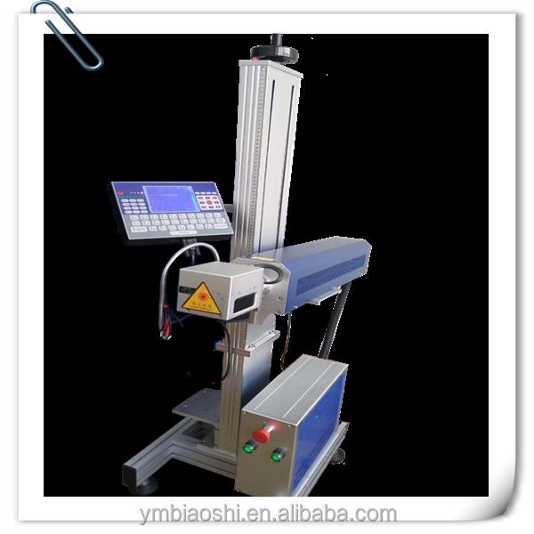 laser labeling machine