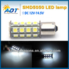 High quality auto parts 1156 BA15S BAU15S SMD LED turn signal lights turn signal lights