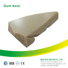 natrual organic gumbase for chewing gum for sale