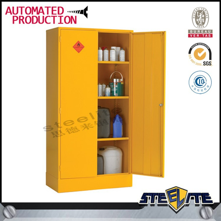 Metal steel storage cabinet chemistry laboratory furniture