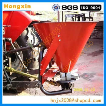 farm machinery agriculture tractor fertilizer spreader/manure spreaders