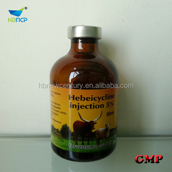 hebei new century Oxytetracycline injection